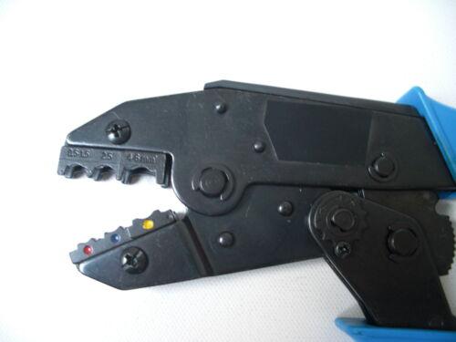 Schrumpfverbinder Connettori inclinata-U connettori a crimpare 100 pezzi PINZA CRIMPATRICE
