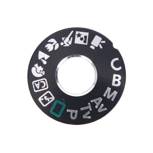 Dial Mode Interface Cap Repair Parts For Canon EOS 60D 5D3 70D 6D UKSS
