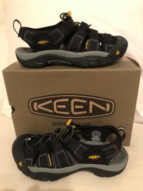9b594d56b9b4 KEEN Mens Newport H2 Black Sport Sandals Size 15 for sale online