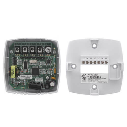 Venstar T1010 Programmable Single Day Digital Thermostat 2H//2C Auto Changeover