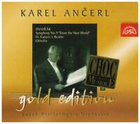 Karel Ancerl - Gold Edition 2: Symphony 9 [new Cd] on Sale