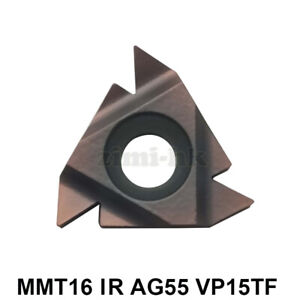 10× MRMN200-G BP010// MGGN200-M Carbide Inserts CNC for Aluminum Superior quality