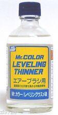 Mr Hobby Color Leveling Thinner 110ml T106 Gunze GSI Creos Model Kit Paint Tool