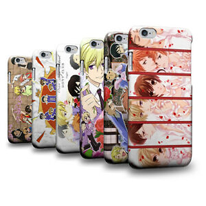 Ouran High School Host Club 3 iphone case