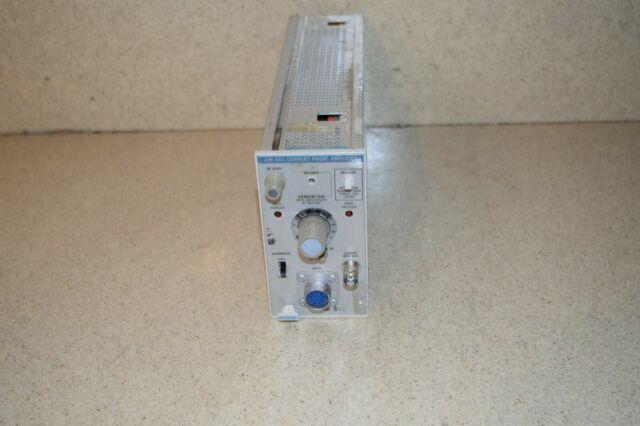TEKTRONIX AM 503 AM503 CURRENT PROBE AMPLIFIER (TP826)