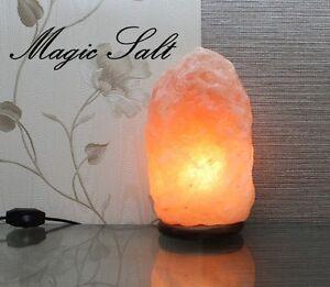 Sel-de-l-039-Himalaya-Lampe-Cristal-Rose-Sel-Lampe-2-3-Kg-meilleure-qualite-variateur-Cable