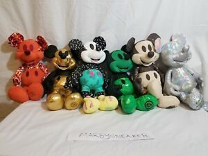 Disney-Collection-Mickey-Mouse-Memories-Plush-Set-90th-Anniver-July-December