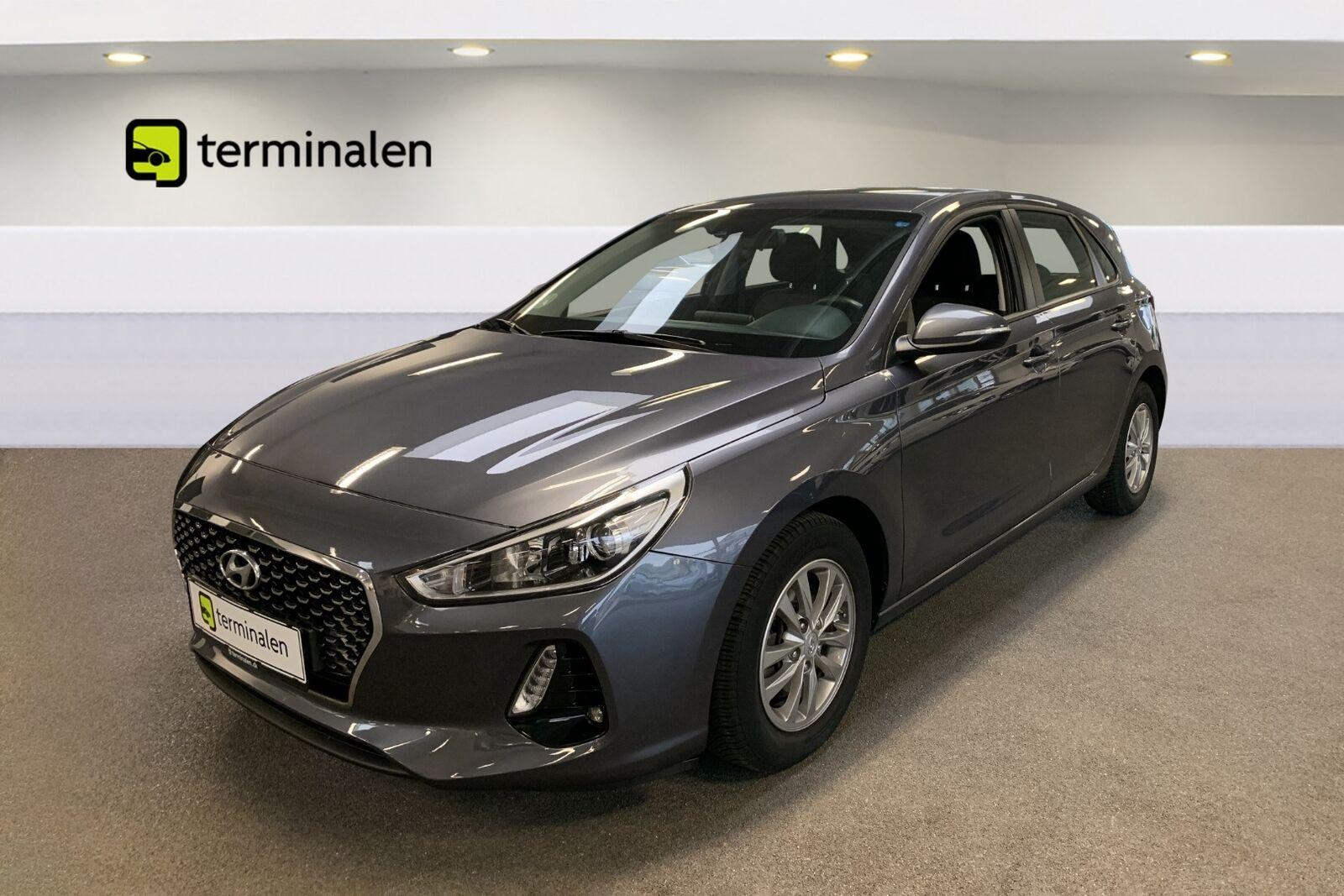 Hyundai i30 1,0 T-GDi Life+ 5d - 139.800 kr.