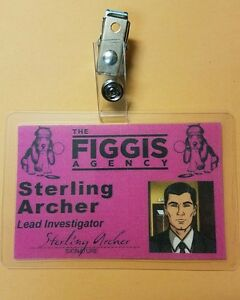 Archer-TV-Series-ID-Badge-The-Figgis-Agency-Sterling-Archer-Costume-prop-cosplay