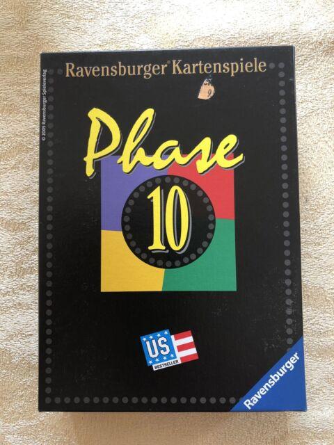 Phase 10 Ravensburger Rossmann