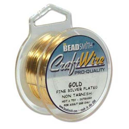 CHOOSE TYPE! 20 Gauge Craft Wire
