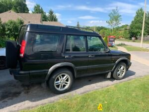 2002 Land Rover Discovery SE