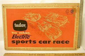 Image Is Loading Tudor Tru Action Electric Sports Car Race