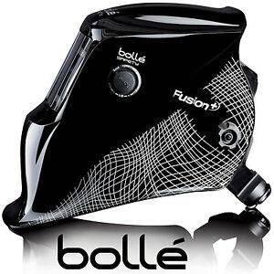 Masque de soudage automatique Bollé Safety Fusion+ FUSV industrie BTP plomberie