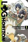 Log Horizon, Vol. 1 (manga) by Mamare Touno (Paperback, 2015)
