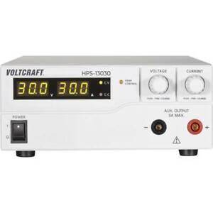 Voltcraft-hps-13030-alimentatore-da-laboratorio-regolabile-1-30-v-dc-0-a