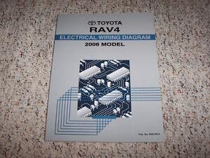 2006 Toyota Rav4 Electrical Wiring Diagram Manual Sport ...