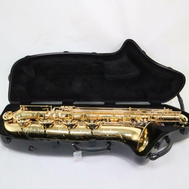 "Selmer Paris 55AFJ ""Series II Jubilee"" Eb Baritone Saxophone SN 800703 OPEN BOX"
