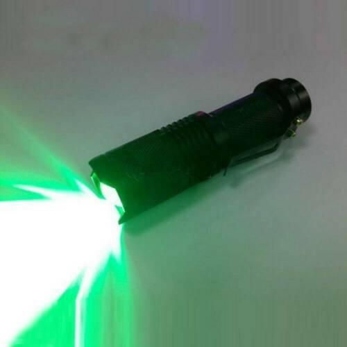 LED Flashlight UV Red Blue Green Lamp Hog Hunting Torch light Lamp Night Vision