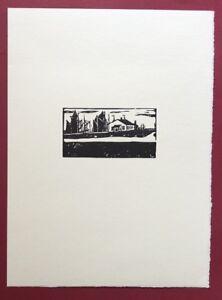Wilhelm-Laage-Cuxhaven-Holzschnitt-1972-Nachlass