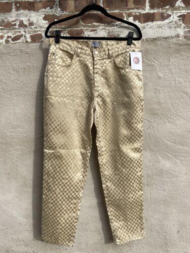Vintage VERSACE Women's Trouser