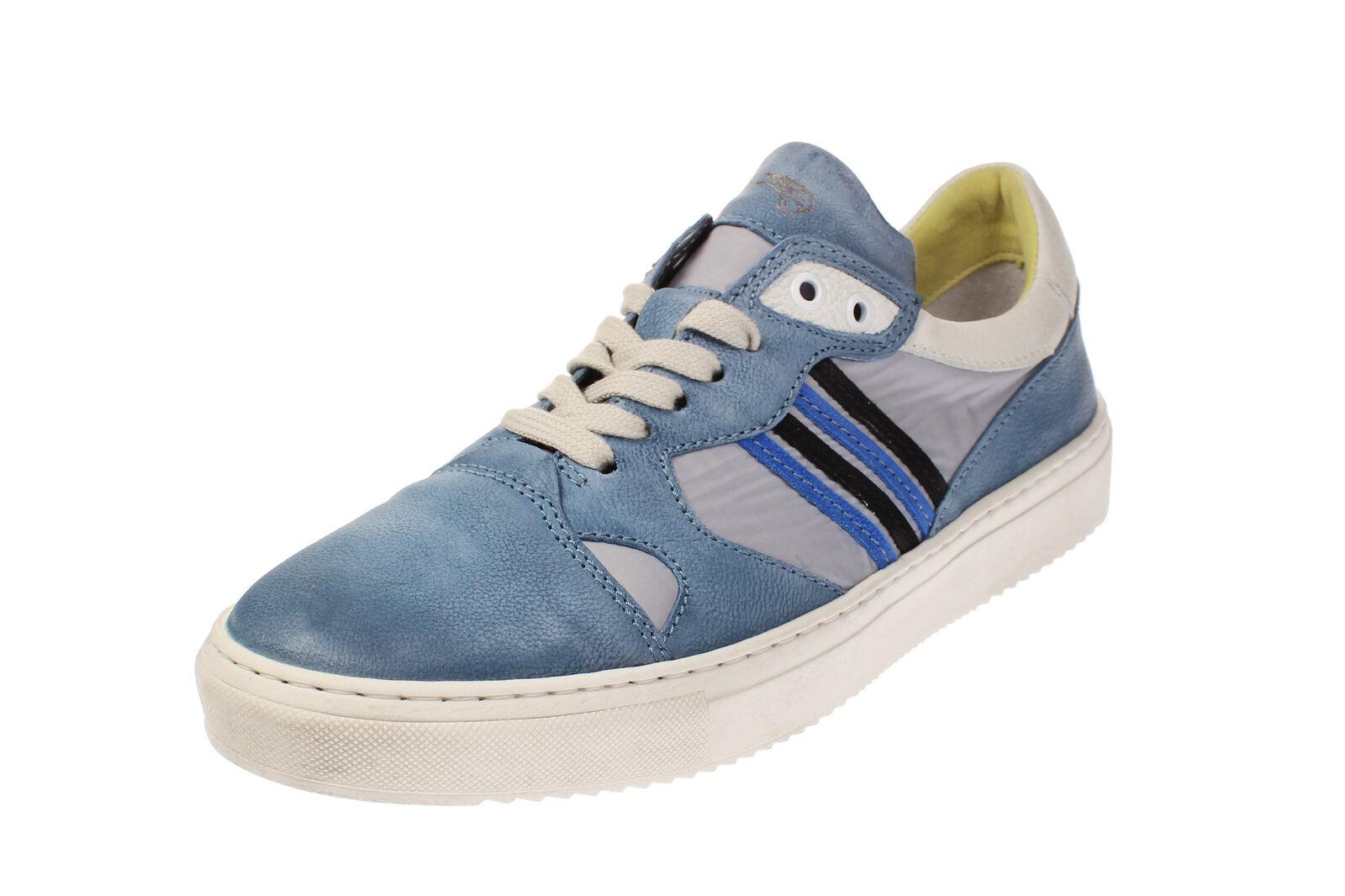 Mjus 379101-202-0001 - caballero zapatos zapatillas-combi - 4-Eden