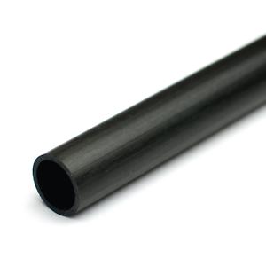 Ultra Lightweight Carbon Fiber Tube OD Ø 9mm x ID Ø 7mm x 1000mm