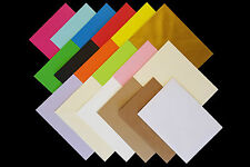 """5x7 Coloured Envelopes 133x184mm 7x5"""" for Party Craft Greeting Card & Invitation"""