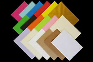 5x7-Coloured-Envelopes-133x184mm-7x5-034-for-Party-Craft-Greeting-Card-amp-Invitation