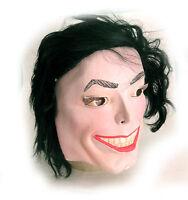 Funny Michael Jackson Adult Halloween Costume Mask