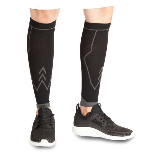 Calf Compression Socks Sleeves Shin Running Tights Foot Pain Relief Travel
