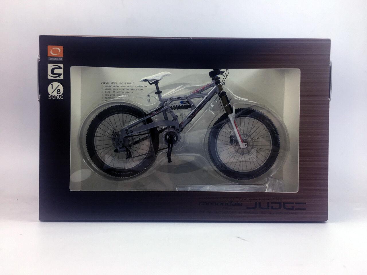 1  8 cannondale judgendh (berg - ausgabe) stück fahrrad - modell
