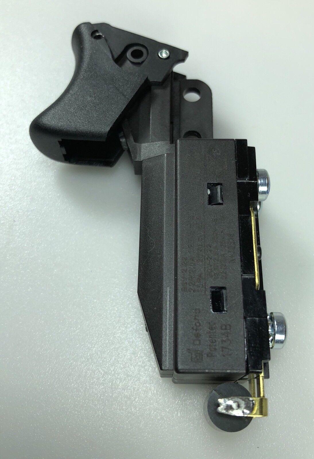 Piezas Dewalt Dccs 620 20 V 12  Interruptor de la motosierra
