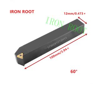 1P MCBNR2525M12 CNC lathe External Turning Toolholder For CNMG1204 insert
