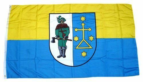 Fahne Flagge Ketsch 90 x 150 cm