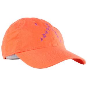 Kanye West Life of Pablo Dad Hat San Francisco Pop-Up Orange Rare  ad81b35078e5