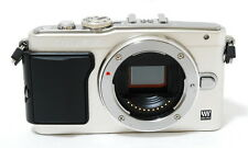 Olympus PEN mini E-PL5 compact digital camera body *silver *superb