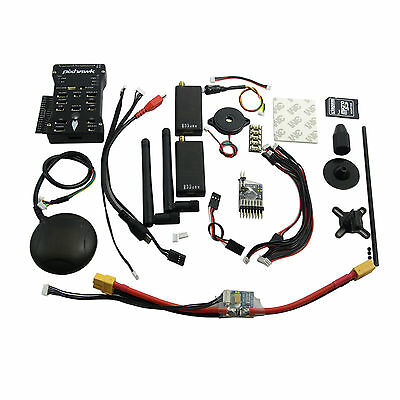 Pixhawk PX4 Autopilot 2.45 Flight Controller 32bit ARM Set w/ NEO 7M GPS 915Mhz