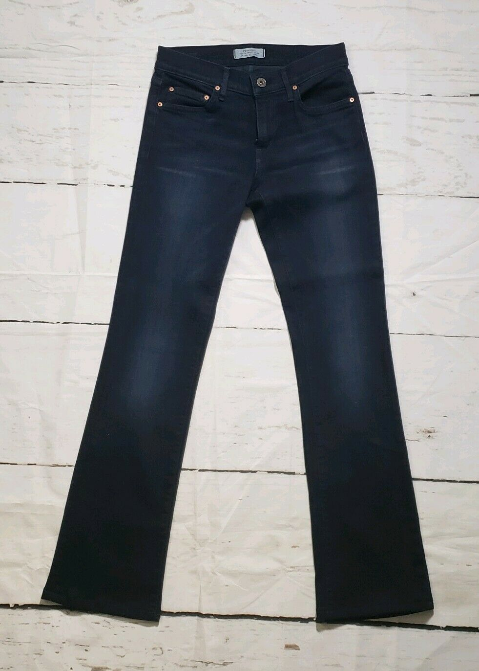 Principle Denim Innovators Womens Dark Wash Truth Jeans Size 25