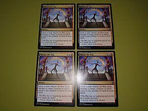 Master-the-Way-x4-Khans-of-Tarkir-Magic-the-Gathering-MTG-4x-Playset
