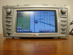 Image Is Loading 2010 2017 Toyota Camry Oem Gps Navigation System