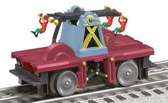 O Scale Polar Express Elf Heauto  energiaosso  Lionel  628425