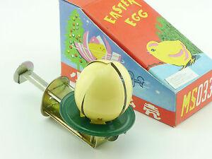 MS 033 Easter Egg Wunder-Oster-E<wbr/>i Blechspielzeug China OVP ST 1412-06-52