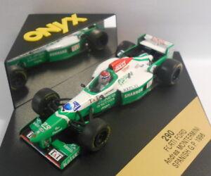 Onyx-1-43-Scale-290-FORTI-FORD-MONTERMINI-SPANISH-GP-1996