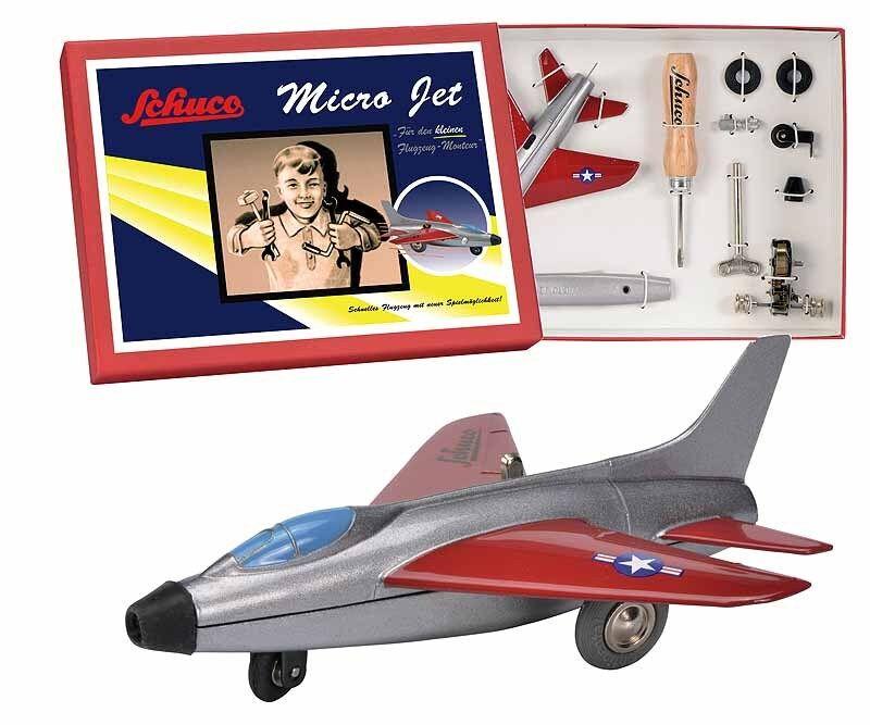 01782 Schuco Micro Jet Super Sabre BS CASSETTA MONTAGGIO