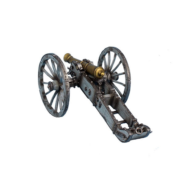 NAP0560 Preussisk 6lb Field Gun –2 a Brandenburg av First Legion