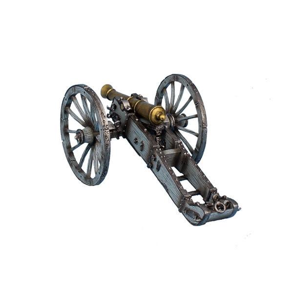 NAP0560 Prussian 6lb Field Gun - 2nd Brandenburg by First Legion
