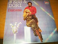 WESS & DORI GHEZZI INSIEME LP START  SIGILLATO