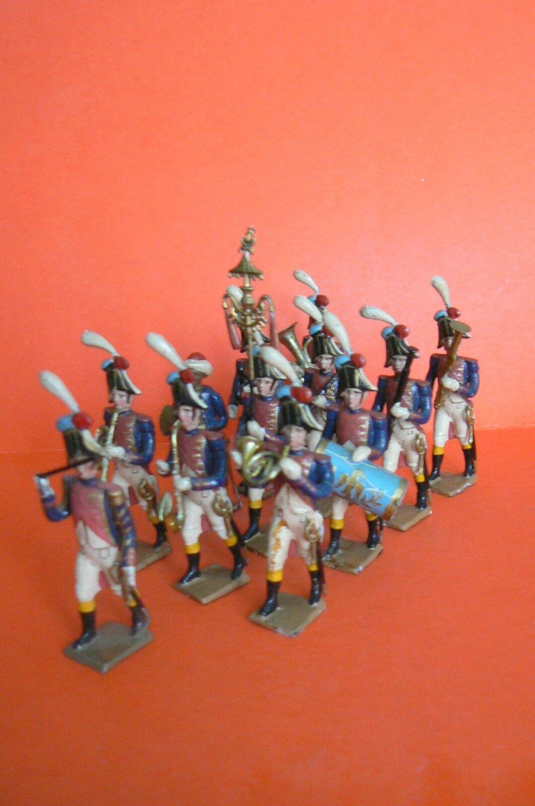 CBG MIGNOT Antik   1. EMPIRE Musik von der 1 RGT DE Grenadiere Wache