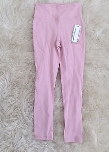62b7ea953da6c New Balance for JCrew high-waisted performance crop leggings Pink XS ...